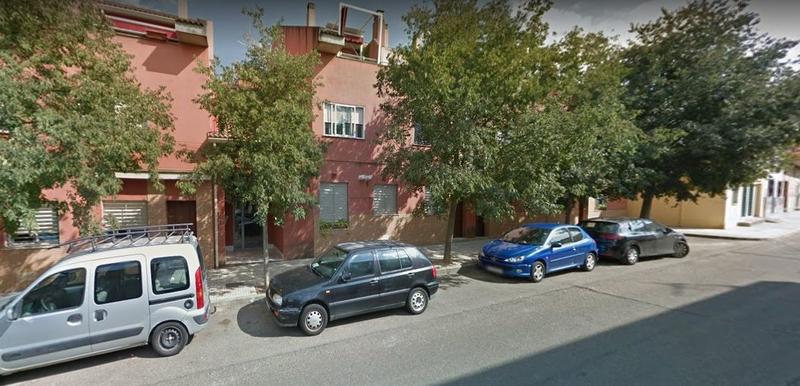 Fallecen dos jóvenes en Badajoz por inhalación de humo en una vivienda