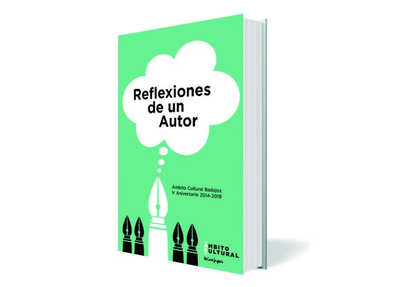 El Corte Inglés de Badajoz presentará el libro ''Reflexiones de un Autor''