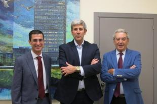 Fundación CB y Fundación Ibercaja firman un convenio con Fundación ASMI