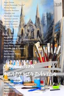 Inaugurada la exposición de la Academia Dávila