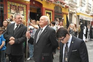 Muere Joaquín Gil, hermano mayor de la Soledad durante años