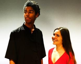 Cristina Salvador y Daahoud Salim ofrecen un concierto el 11 de diciembre en Badajoz