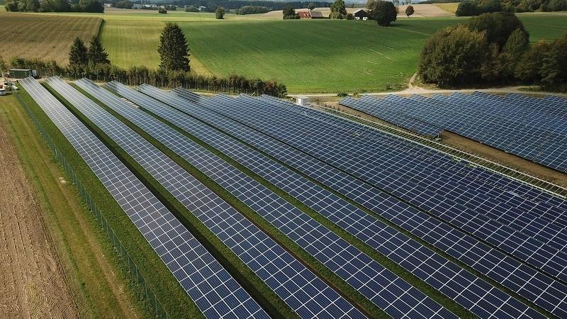 Iberdrola dotará a Extremadura con la planta fotovoltaica más grande de Europa