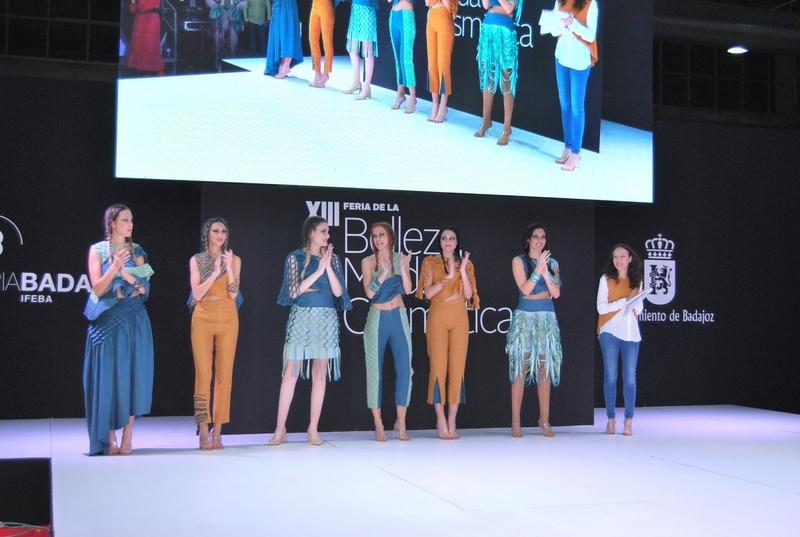 Finaliza la decimotercera edición de la Feria de la Belleza, Moda y Cosmética