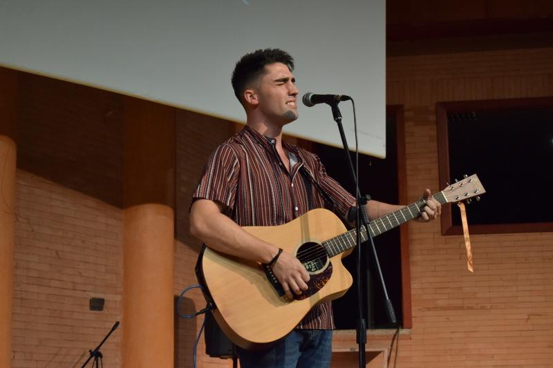 Alejandro Hares ofrece un concierto el 7 de febrero en la Sala de Ámbito Cultural de Badajoz