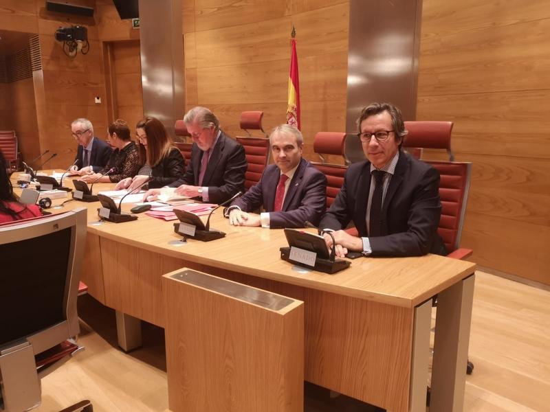 Fragoso es designado como vicepresidente de la Comisión de Asuntos Iberoamerícanos del Senado