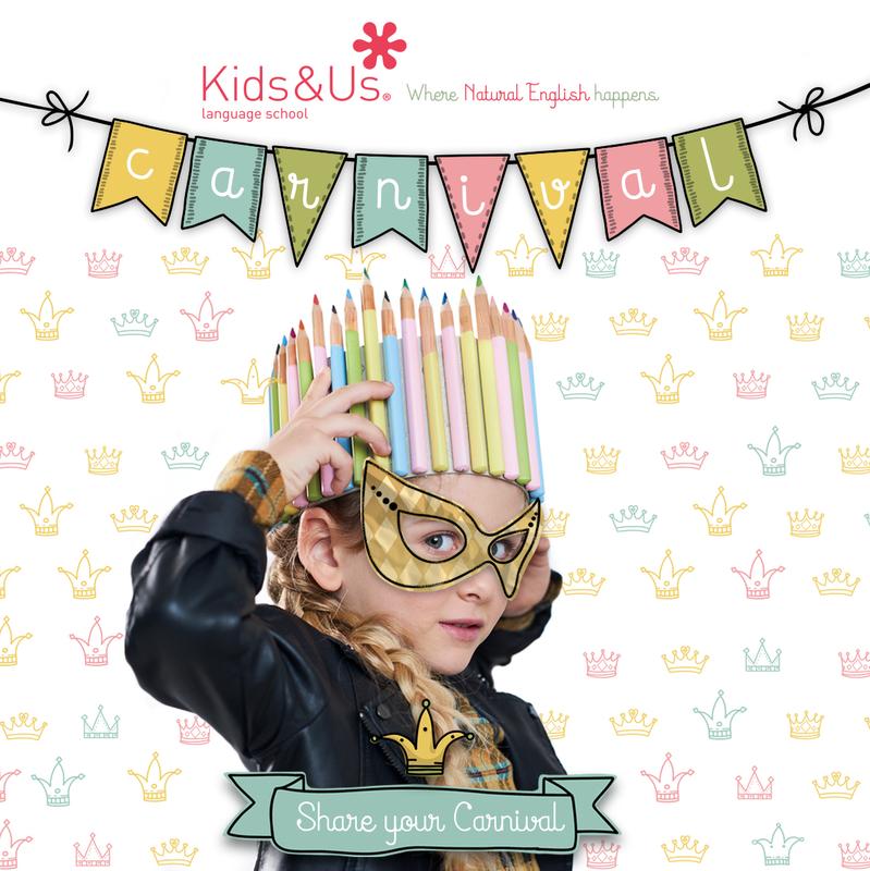 Taller de inglés 'Share your carnival' para niños en Ámbito cultural