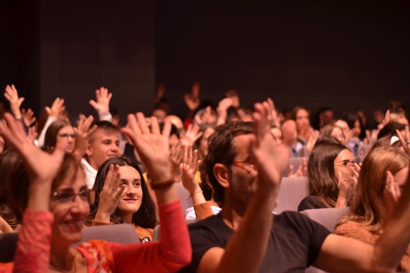 Fundación CB organizará un año más la Semana de Cine Inclusivo