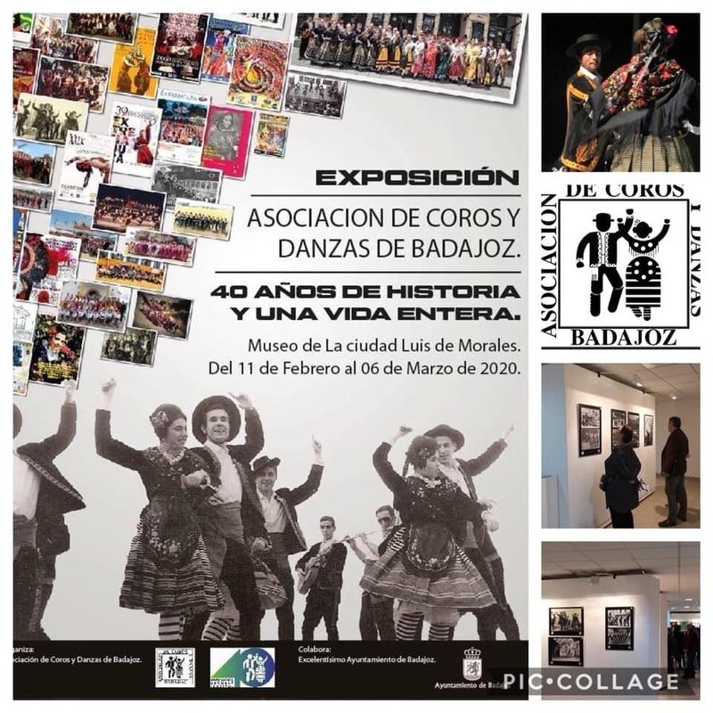 Exposición ''40 años de historia y una vida entera''