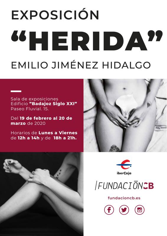 Emilio Jiménez Hidalgo expone en el Edificio Badajoz Siglo XXI