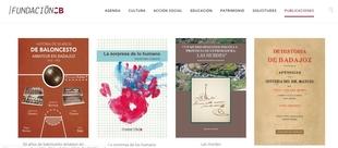 Últimas publicaciones de la Fundación CB