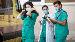 El Área de Salud de Badajoz registra 443 casos positivos confirmados por PCR