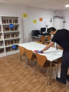 Reabren las Bibliotecas municipales