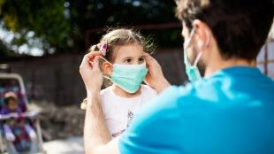 Esta semana comienza el reparto de 40.000 mascarillas para niños