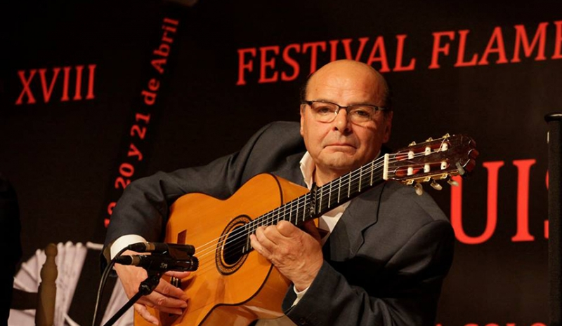 La programación del teatro López de Ayala regresa con dos conciertos flamencos