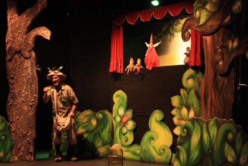 Vuelve el teatro en familia al teatro López de Ayala