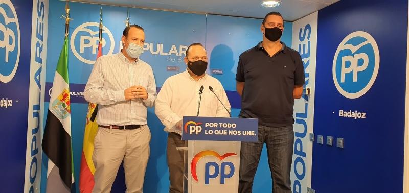 El PP urge a CHG y al Gobierno Central a tomar las medidas necesarias para luchar contra la 'catástrofe natural' que sufre el Guadiana