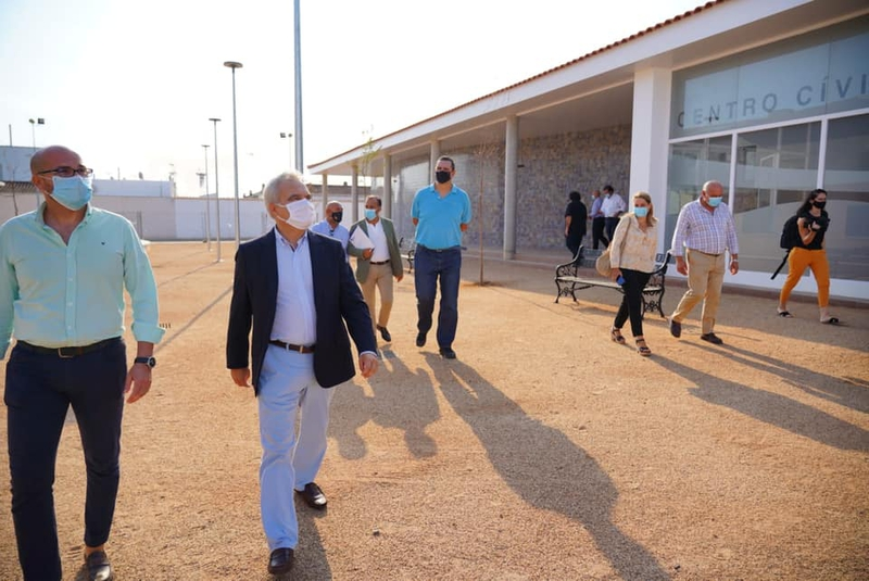 Villafranco del Guadiana cuenta con un nuevo Centro Cívico