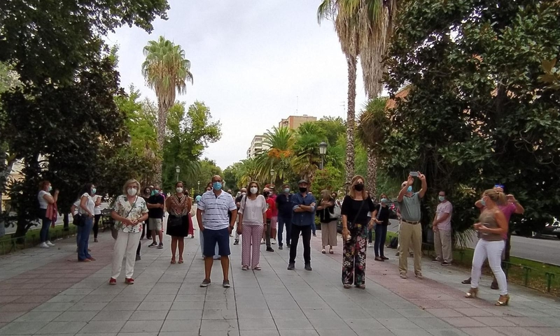 Los directores de centros educativos de Badajoz piden un refuerzo en la limpieza