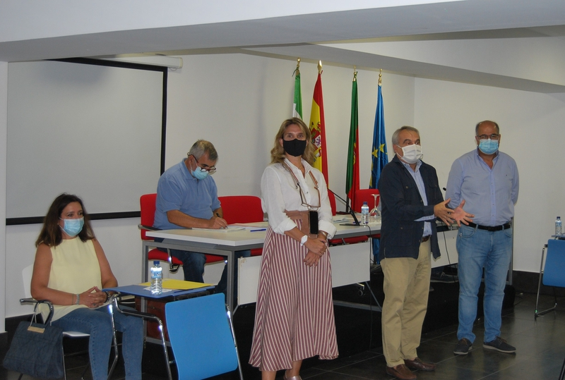 IFEBA celebra las jornadas profesionales planificadas con motivo de FECIEX
