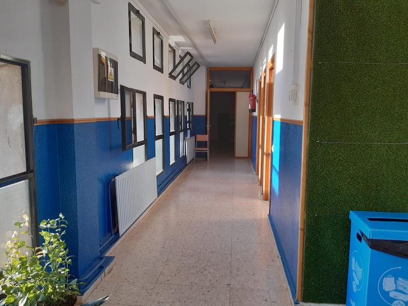Un aula del CEIP Puente Real y otra del colegio Los Maristas cierran temporalmente por un contagio
