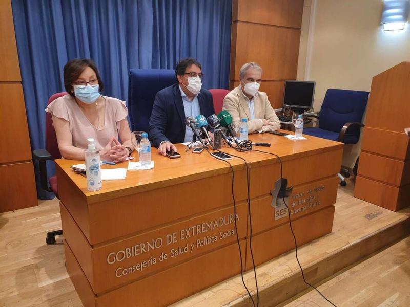 Medidas excepcionales contra la Covid-19 en la ciudad de Badajoz