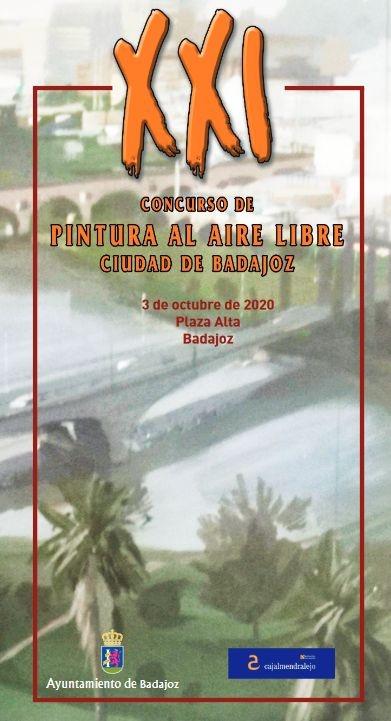 La Plaza Alta acogerá el 3 de octubre el XXI Concurso de Pintura al Aire Libre