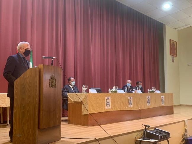 El subdelegado del Gobierno en Badajoz  destaca el ''buena hacer'' de los funcionarios de prisiones en la lucha contra la expansión del COVID
