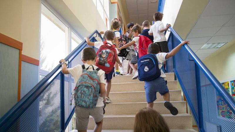 A partir del lunes se incorporan a las clases los alumnos que fueron confinados los primeros días del curso