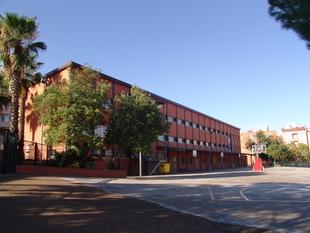 Confinada una clase del Colegio Virgen de Guadalupe