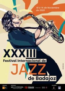 El XXXIII Festival Internacional de Jazz de Badajoz arranca el 10 de noviembre