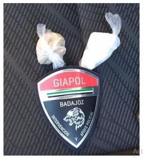La Policía Local detiene a un individuo que portaba droga en la barriada de los Colorines