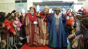 Badajoz se queda sin Cabalgata de Reyes aunque sus Majestades visitarán la ciudad