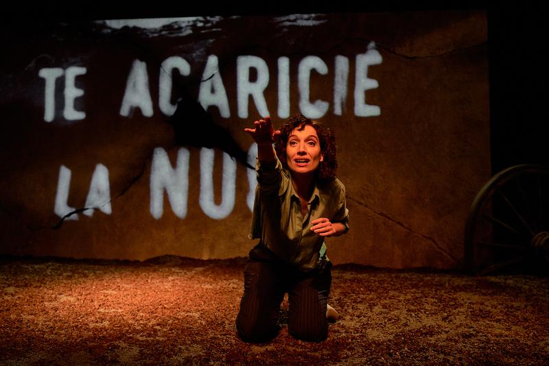 Comienza este viernes el Festival Internacional de Teatro de Badajoz con la obra 'La geometría del trigo'