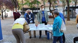Recogida de firmas para apoyar el #PlanAntiOkupación
