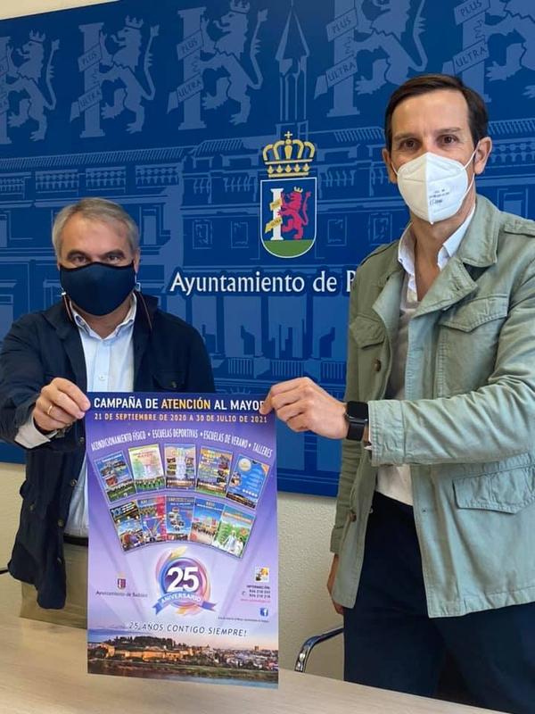 La Campaña de Atención al Mayor celebra su 25 aniversario