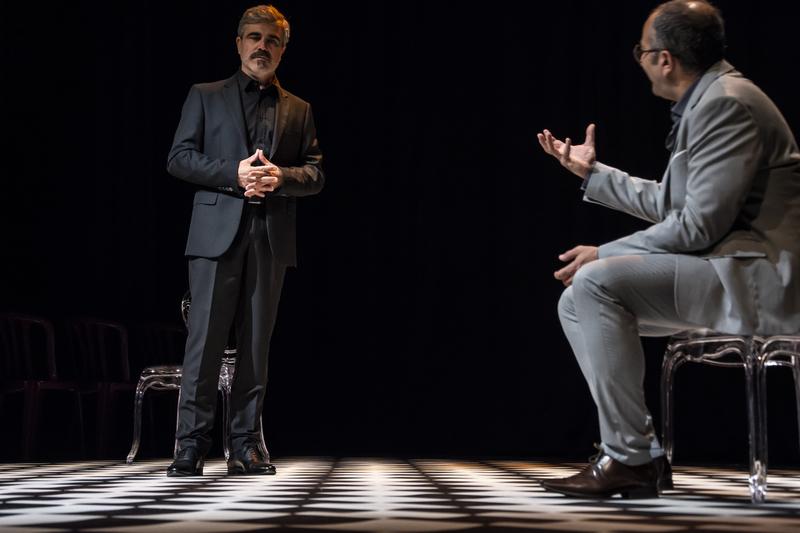 El Desván teatro y Francisco Blanco ponen en escena 'El veneno del teatro'