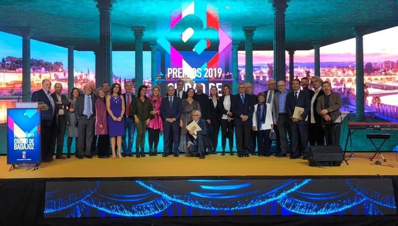 Este viernes se celebra el fallo de los Premios Ciudad de Badajoz 2020