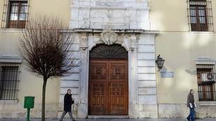Ciudadanos reclama a la Diputación que dé certezas a la ciudadanía sobre el futuro uso del Hospital Provincial