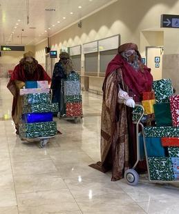 Los Reyes Magos ya están en Badajoz