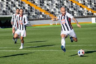 El Club Deportivo Badajoz abre el año con una nueva victoria