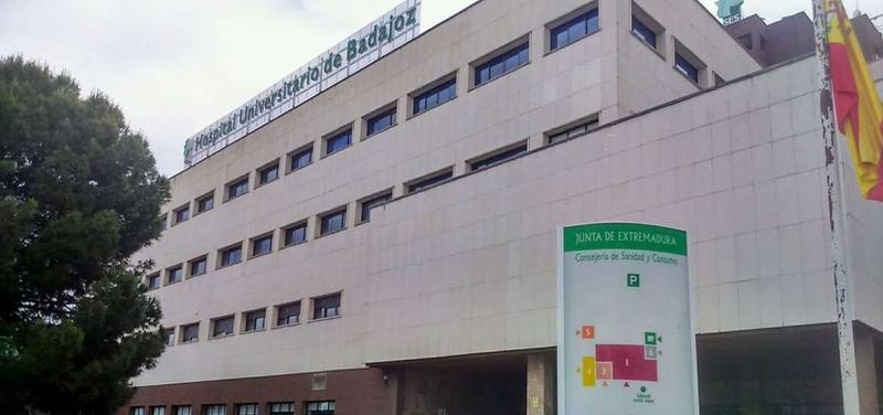 El área de salud de Badajoz vuelve a ser la que más casos notifica