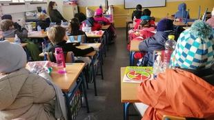 Desde este lunes se amplía el horario de calefacción en los Centros Educativos de Badajoz