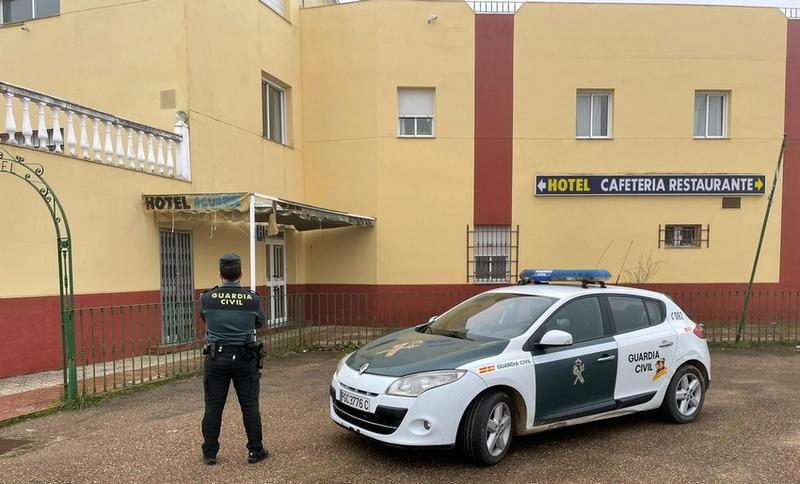 Sorprenden a un varón robando en un establecimiento de hostelería de Badajoz