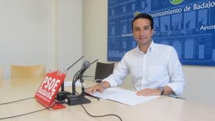 Ricardo Cabezas pide a la Junta de Extremadura que multe a Endesa por los cortes de luz