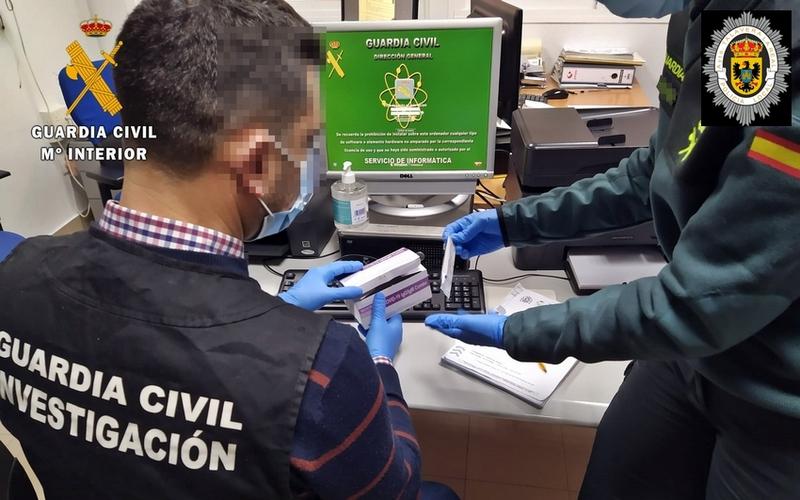Investigada una empresa por hacer test de detección de COVID-19 de forma ilegal, a una treintena de pacenses