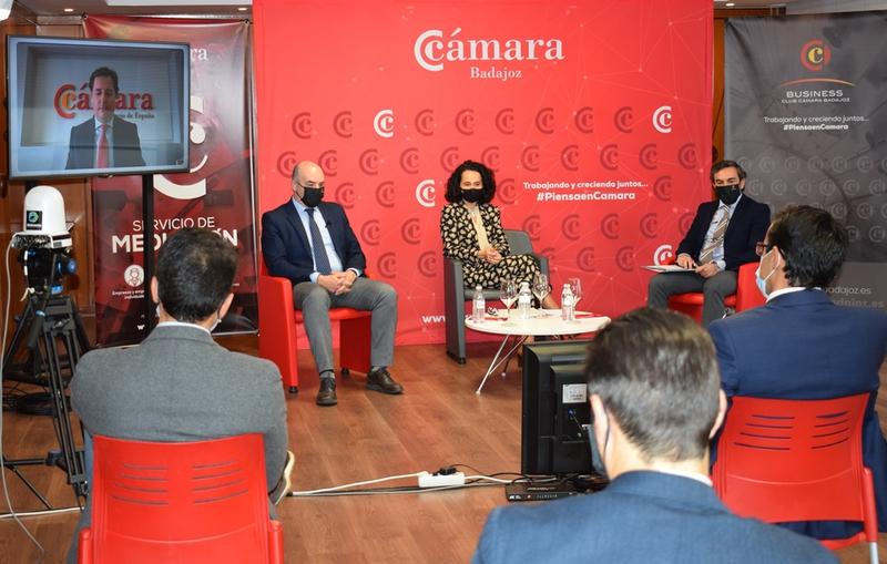 La Cámara de Comercio de Badajoz pone en marcha su servicio de mediación civil y mercantil