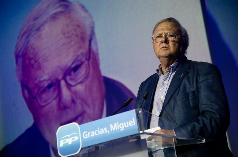 Fallece el exalcalde de Badajoz, Miguel Celdrán
