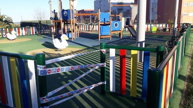 Cabezas espera que el alcalde  rectifique y abra los parques infantiles antes del viernes o lo denunciará