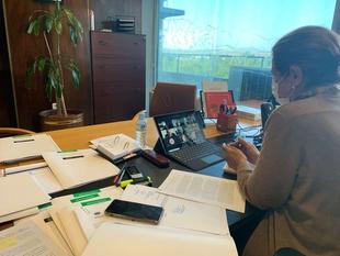 La Junta se compromete a impulsar y coordinar los trabajos para la constitución del Consorcio del Casco Antiguo